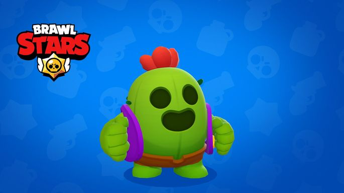 Spike - Brawl Stars