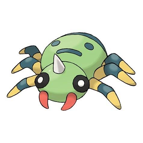 Spinarak - Ditto Pokémon GO