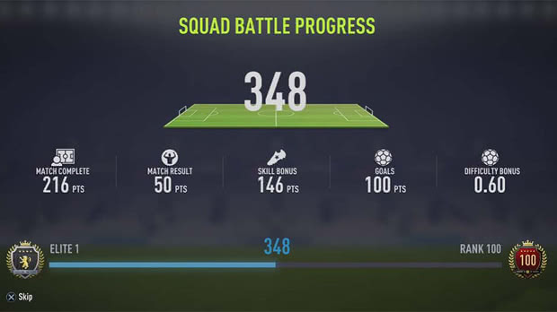 FIFA 18: Squad Battle