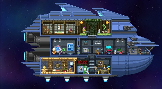 Starbound PC Modesto
