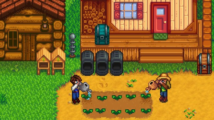 Multiplayer - Stardew Valley