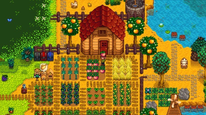 Stardew Valley PC fraco