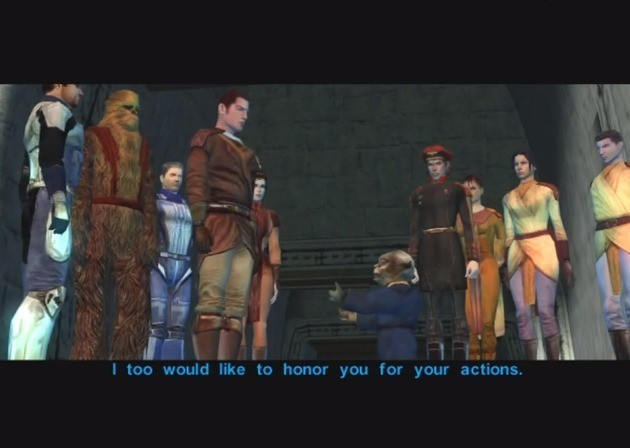 Jogo Star Wars: Knights of the Old Republic