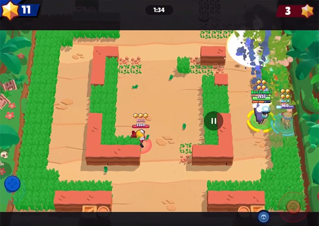 Super Ataque Brawl Stars