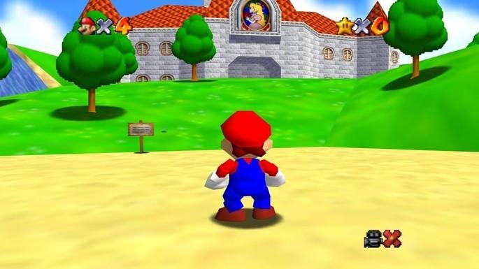 Melhores jogos do Mario