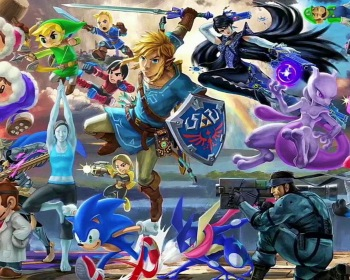 Todos os personagens confirmados em Super Smash Bros. Ultimate