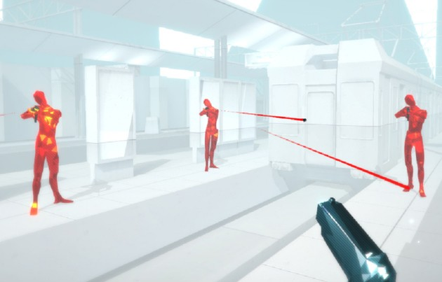 Superhot fps