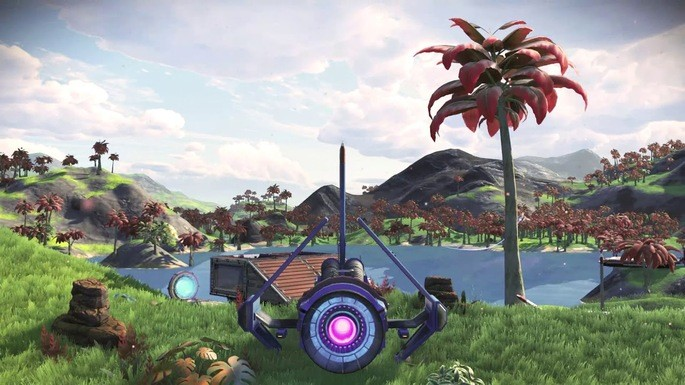 Survival No Man's Sky