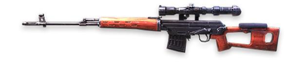 Sniper Dragunov