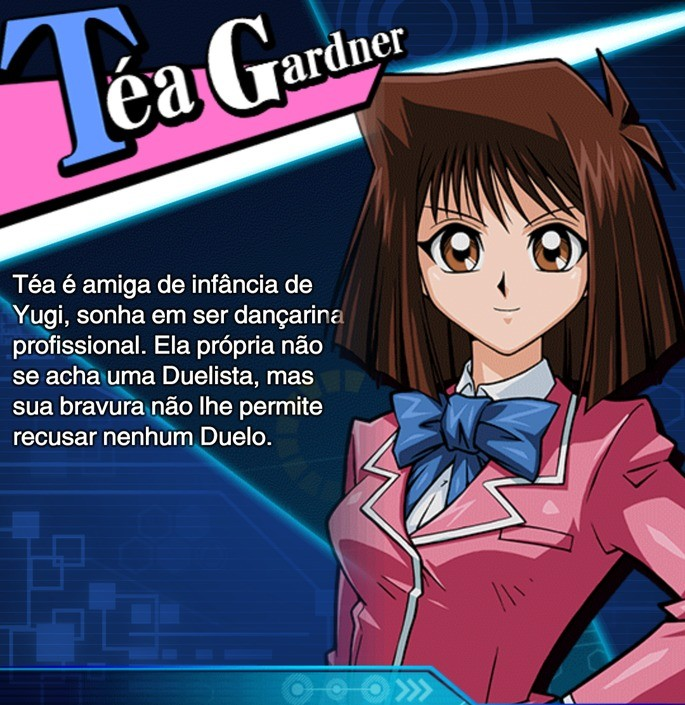 tea gardner habilidades duel link