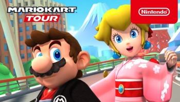 Mario Kart Tour: segunda temporada traz novas pistas e novos pilotos