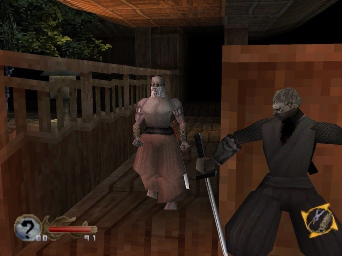 Tenchu: The Stealth Assassins