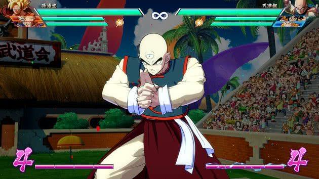 Tenshinhan - Dragon Ball Fighter Z