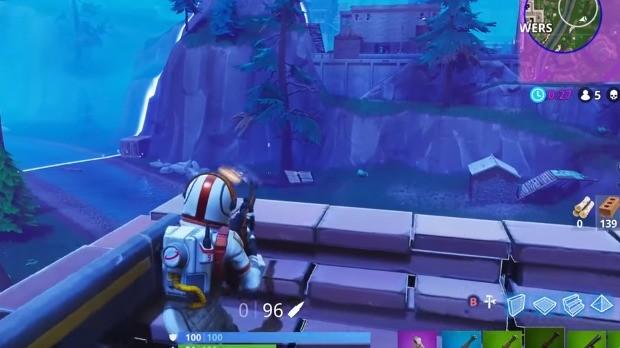 Fortnite Local Alto Sniper