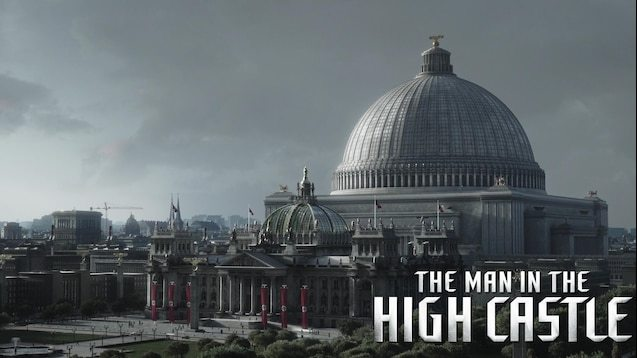 The Man in the High Castle HOI4 mod
