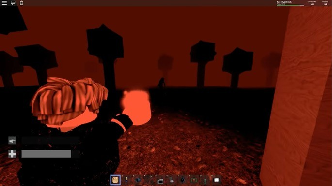 Jogos de terror - Roblox