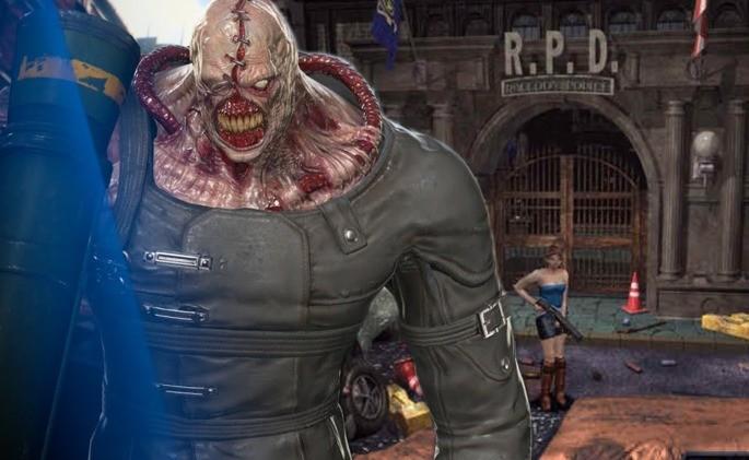 The Resident Evil 3 PC