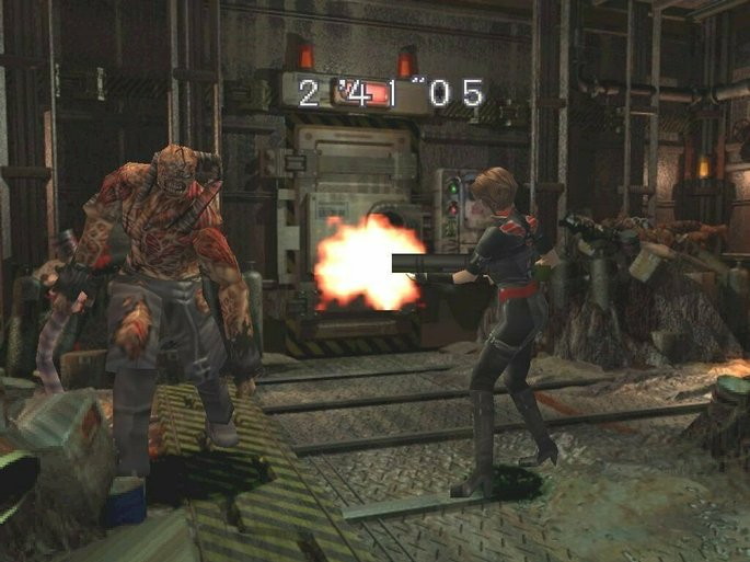 The Resident Evil 3 PS1