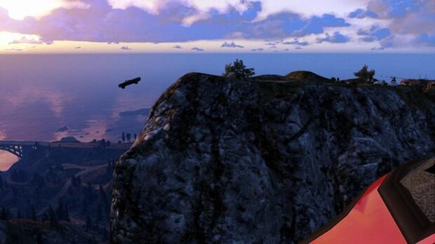 Thelma e Louise easter egg gta v
