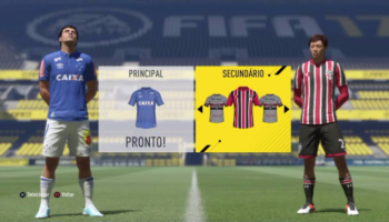 FIFA 18: confira os melhores times brasileiros