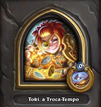 Troca Tempo - Hearthstone