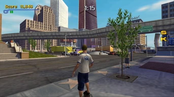 Tony Hawk's Pro Skater 3 ps2
