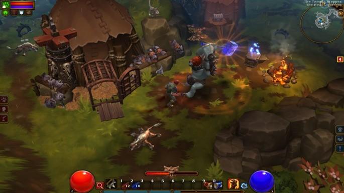 Torchlight 2 - jogos estilo Diablo