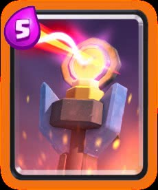 Torre Inferno - Clash Royale