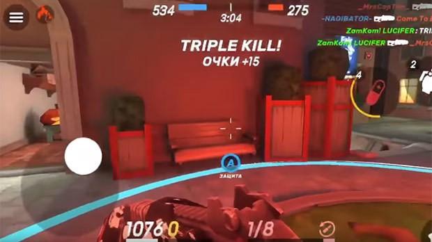 Triple Kill Guns of Boom