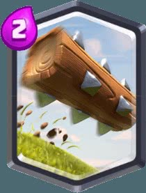 Tronco - Clash Royale