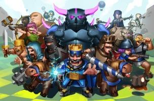 Conheça todas as tropas épicas e lendárias de Clash Royale!
