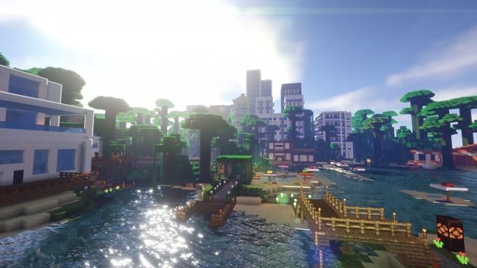 Seeds de cidades para Minecraft