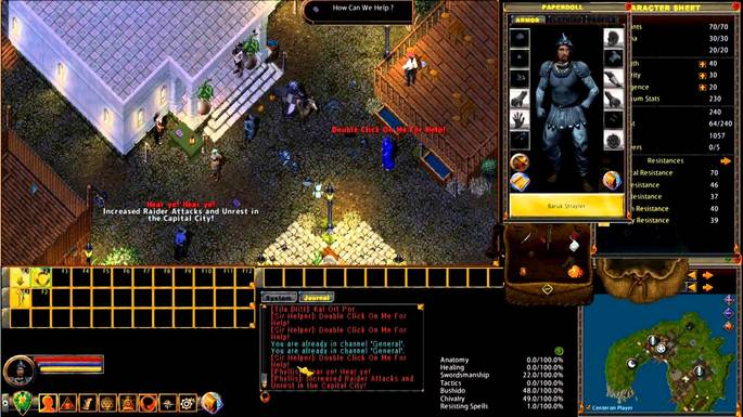Ultima Online PC