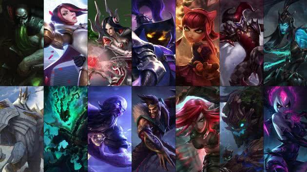 League of Legends: rotação semanal grátis (22-29 janeiro)