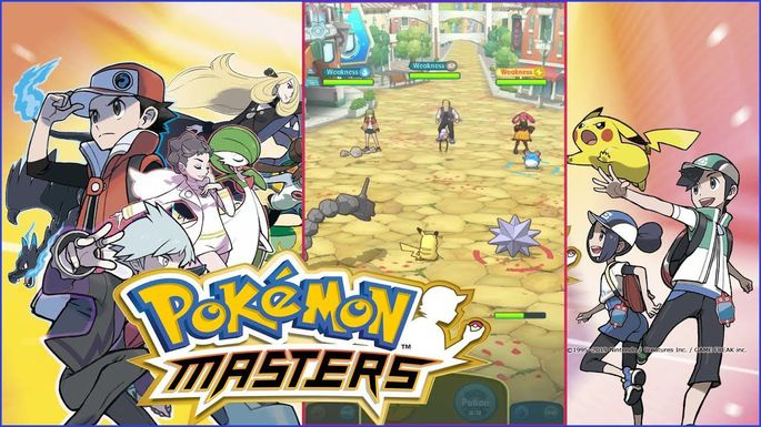 Vale a pena Pokémon Masters