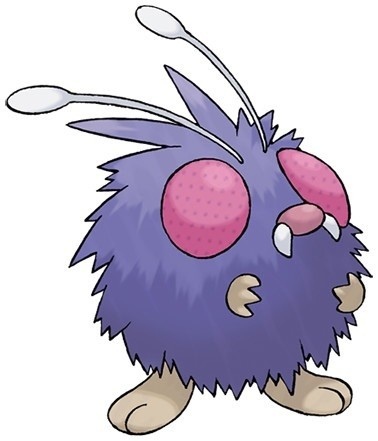 Venonat - Ditto Pokémon GO