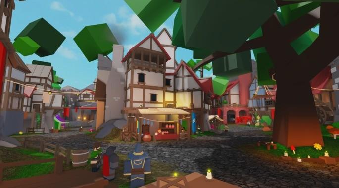 Melhores jogos RPG - Roblox