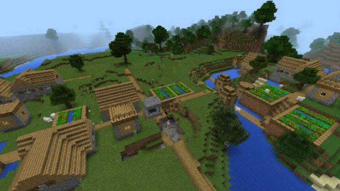 vilarejo do loot