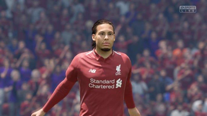 Virgil FIFA 20