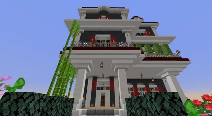 Sees de Mansão - Minecraft