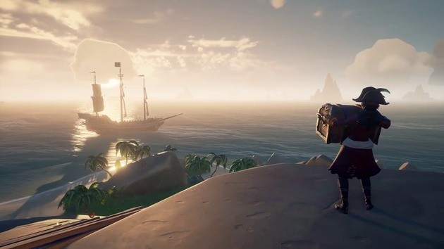 Jogo Sea of Thieves