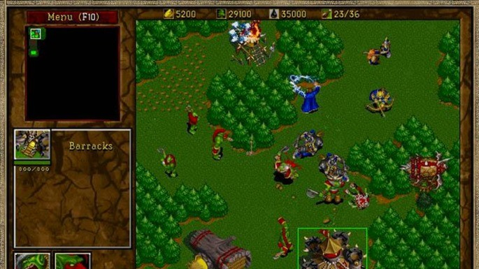 Warcraft: Orcs & Humans PC