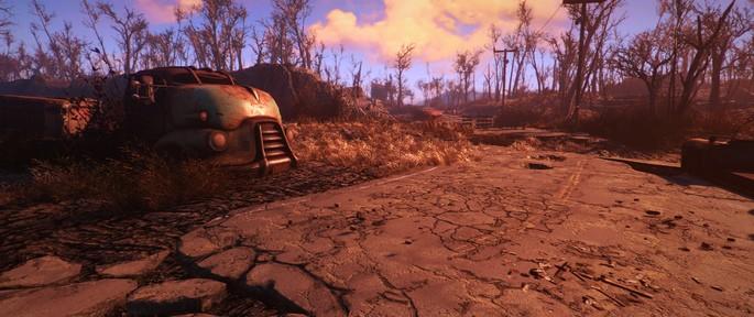 Wasteland otimizada mod fallout 4