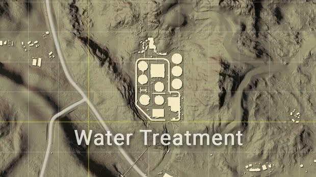 Estação Tratamento de Àgua Miramar