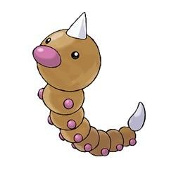 Weedle - Ditto Pokémon GO