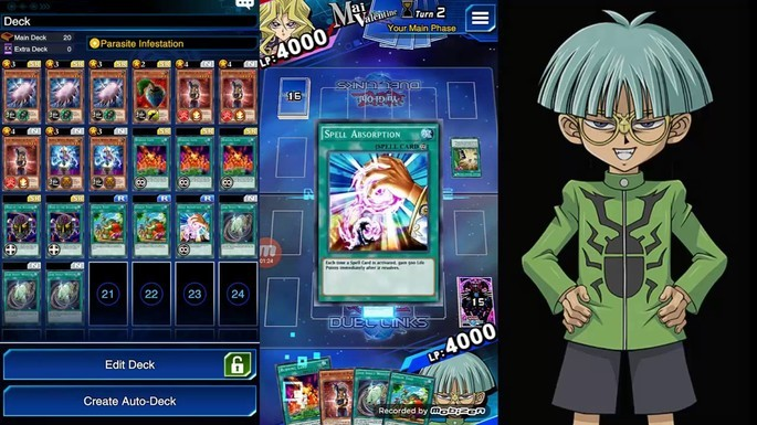 Weevil underwood duel links