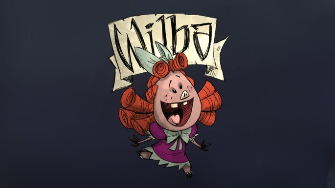 Personagens - Don't Starve