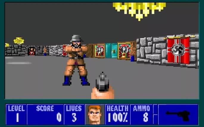 Wolfenstein 3D PC