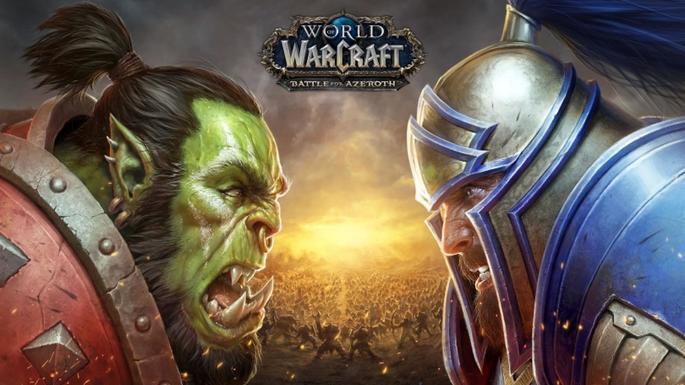 World of Warcraft PC online