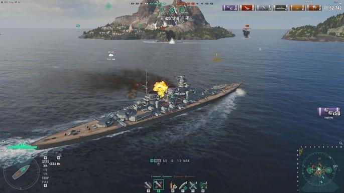 World of Warships pc gratis